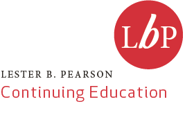 Lester B. Pearson Continuing Education