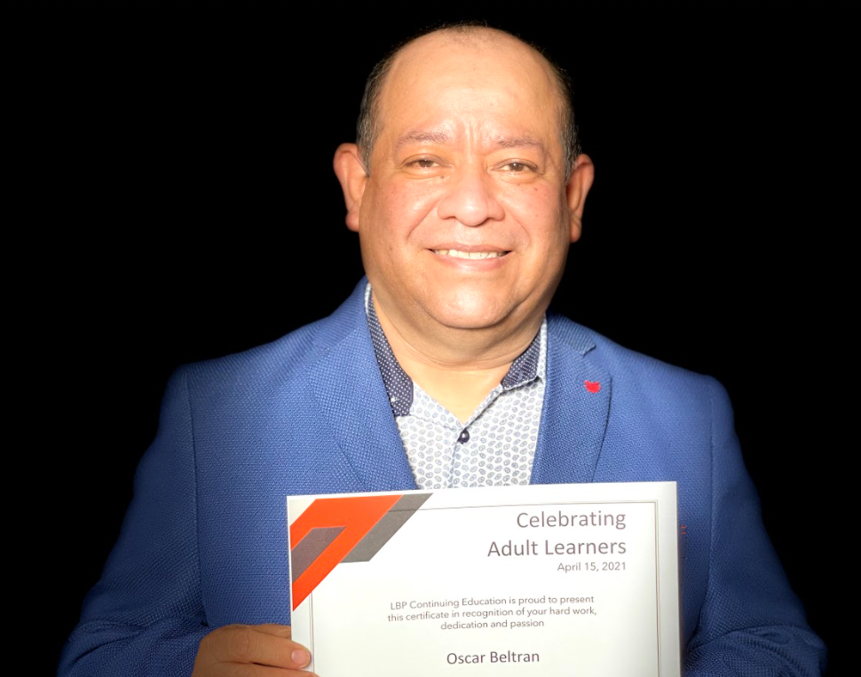 RAC: how Oscar Beltran will get official recognition for his experience and skills